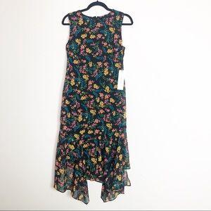 Calvin Klein Dresses - Calvin Klein dress floral beautiful size 4 NEW
